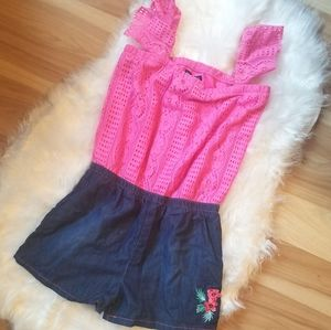 💕Limited Too Romper💕
